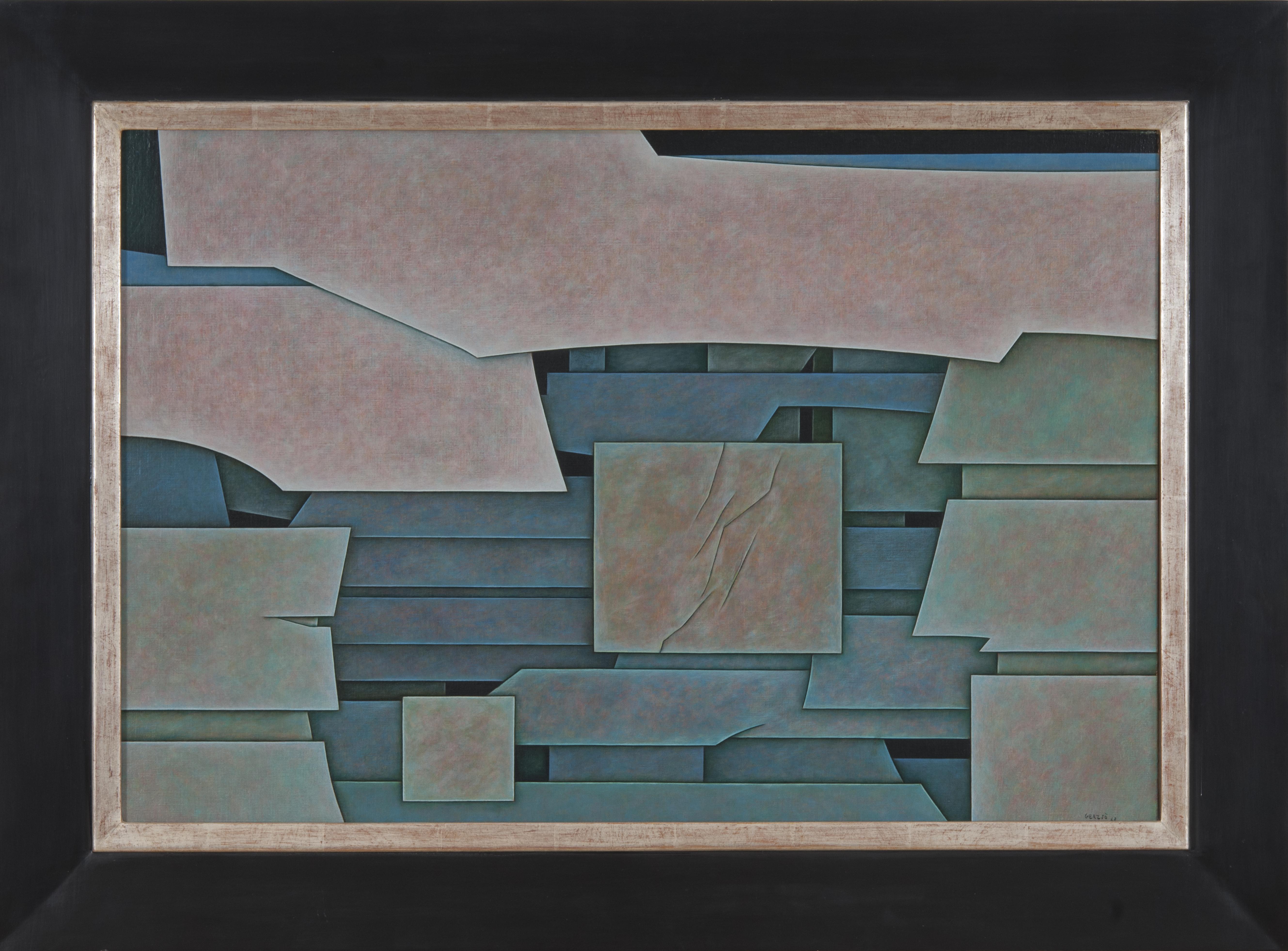 gerzso-paisaje-azul-verde-1968