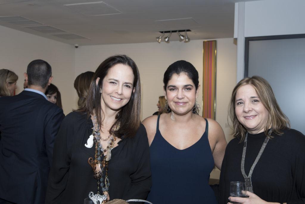 Solita Cohen, Isabella Villanueva, Verlarmina de la Torre