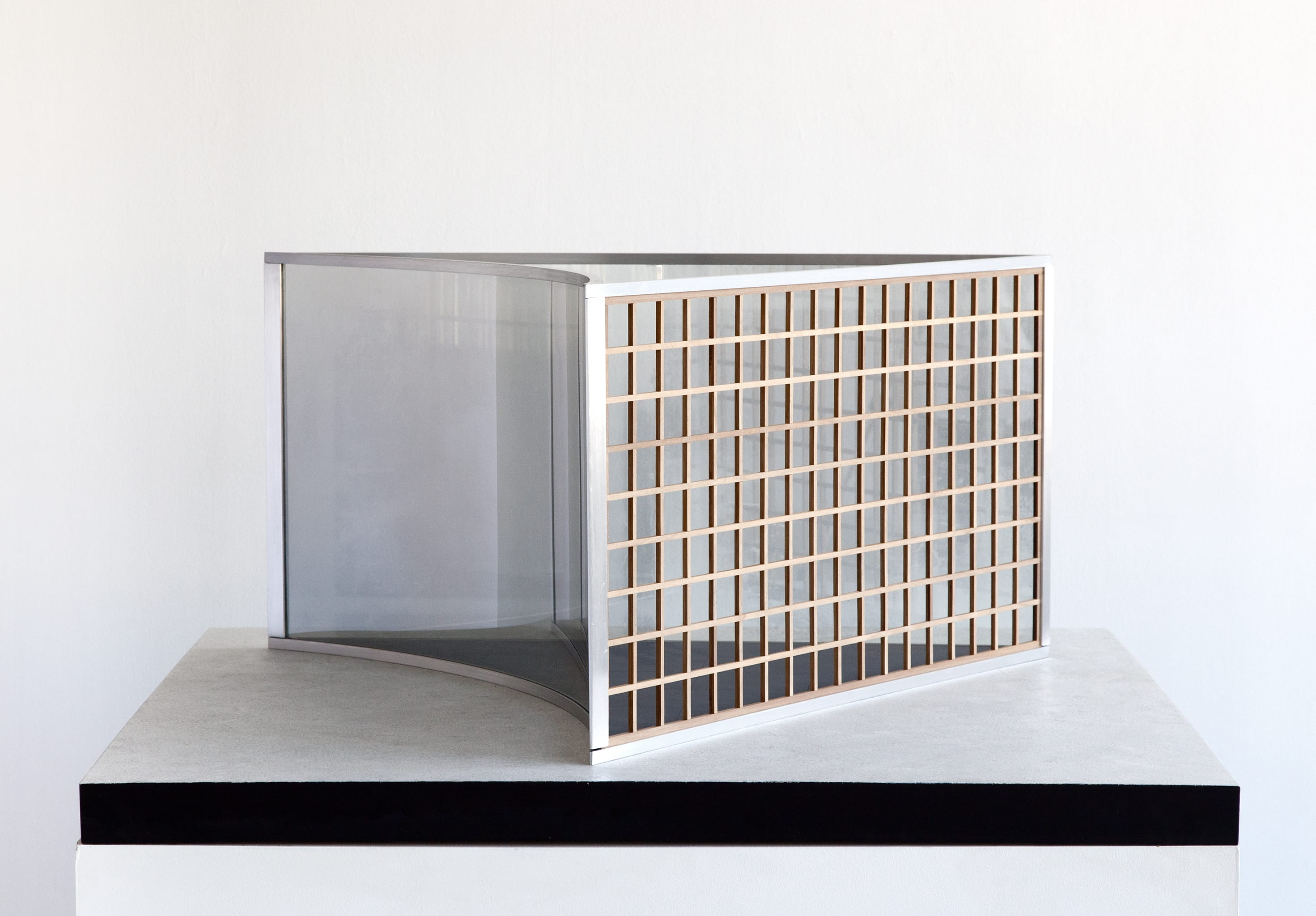 Dan Graham_For Gordon Bunshaft_2006